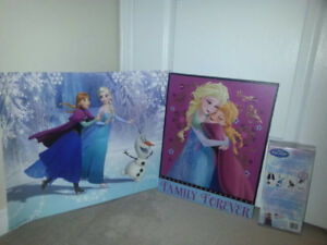 Disney Frozen Decor & Wall Stickers - Pickup GTA