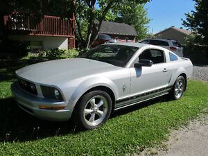 2007 Ford Mustang , Manuelle, 6 cylindres