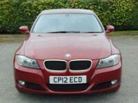 2012 12 BMW 3 SERIES 2.0 320D EFFICIENTDYNAMICS 4D DIESEL