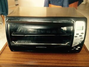 Black and Decker convention oven