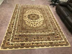 Set of 3 Persian Carpets for Sale