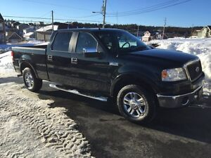 2008 Ford F-150 Lariat 4x4 may trade