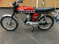 1976 YAMAHA FS1E UK BIKE OUTSTANDING CONDITION COLLECTORS BIKE BAJA BROWN