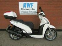 Kymco People GTI 125 SCOOTER, 2018, 18 REG, ONLY 2 OWNERS & 712 MILES, MINT COND