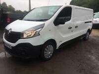 Renault Trafic 1.6dCi Low Roof Van 2015MY LL29 115 Business,NO VAT TO PAY