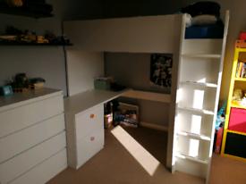 IKEA stuva loft bed high sleeper Sold pending collection