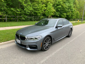 2018 BMW 540i xDrive lease takeover