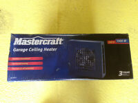 Garage Ceiling Heater