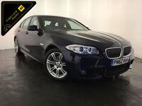 2012 62 BMW 520D M SPORT DIESEL 1 OWNER SERVICE HISTORY FINANCE PX