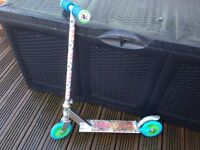 Moshy Monster child's scooter