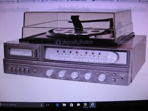 older stereo (wanted)