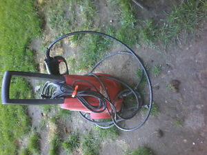 1650 psi power washer 60.00