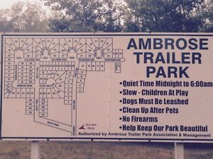 Ambrose Family Trailer Park Seasonal Sites Available Now!