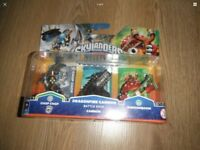 Skylanders giant battle pack