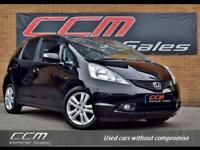 Honda Jazz 1.4 i-VTEC EX 5DR 2010 + PANORAMIC ROOF + WARRANTY INCLUDED +