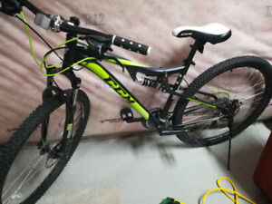 Ccm alpha dual suspension bike 29 inch great condition