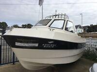 New pro-fish 560 / Mercury F60hp