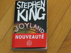 STEPHEN KING/  JOYLAND / LITTÉRATURE