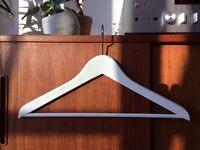 Coat hangers x20 (white)