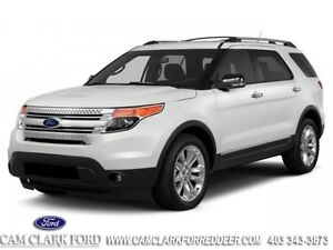2015 Ford Explorer XLT   - Heated Seats -