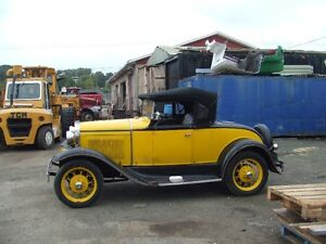 ford  model t 1931