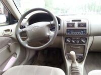 2002 Toyota Corolla NEGO
