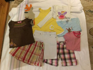 Girls summer clothes LOT Size10
