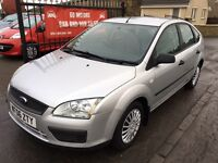 FORD FOCUS 1.6 LX (06) MOT, WARRANTY , 76000 MILES, EXCELLENT CONDITION £1595