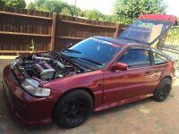Honda CRX ( civic , type r , turbo , sir , eg , ek , ef , integra , jdm )