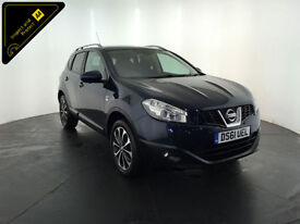 2011 61 NISSAN QASHQAI N-TEC+ SERVICE HISTORY FINANCE PART EXCHANGE WELCOME