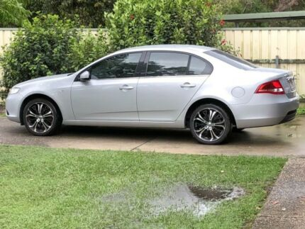 2010 Ford falcon sedan Deception Bay Caboolture Area Preview