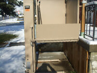 Porch Wheelchair Lift for sale