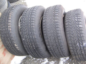 15 & 16 inch WINTER TIRES