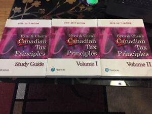 Byrd & Chen's- Canadian Tax Principles - 2016 - 2017 Ed.