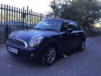 Mini one 1.4 automatic black facelift