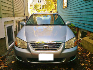 Quick Sell! Low KM, reliable - 2007 Kia Spectra Sedan