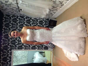 Wedding dress need gone ASAP!