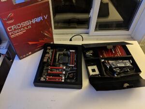 ASUS CROSSHAIR V Formula - Carte Mere AMD Motherboard
