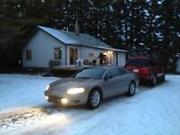 2002 Chrysler Sebring Coupe (2 door)