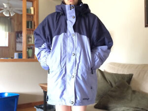 Ladies Wind River Winter Coat - Size XL