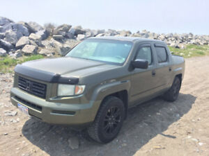 Looking to Trade/Swap my 2006 Honda Ridgeline
