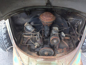 50/60/70 Air cooled VW Parts