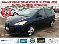 2012 Mazda 5 GS (A5) | Touring | 6 Seater | FWD | Extra Clean