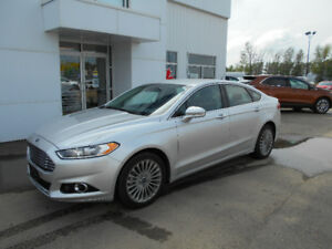 2016 Ford Fusion Titanium, Includes Warranty, $222 BiWeekly