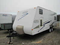2008 TC23SB 25 Foot Trail Cruiser RV