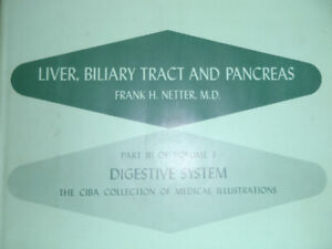 The CIBA Collection of Medical Illistrations. Frank H. Netter