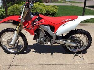 2011 Honda CRF 450