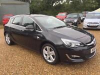 2015 Vauxhall Astra 1.6 CDTi 16V ecoFLEX 136 SRi 5dr 5 door Hatchback