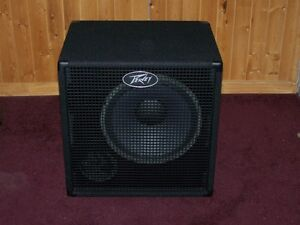 Bass amp enclosure