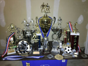 Wanted Trophies & Medals - Repeat Champions
